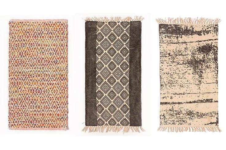 Salones modernos alfombras