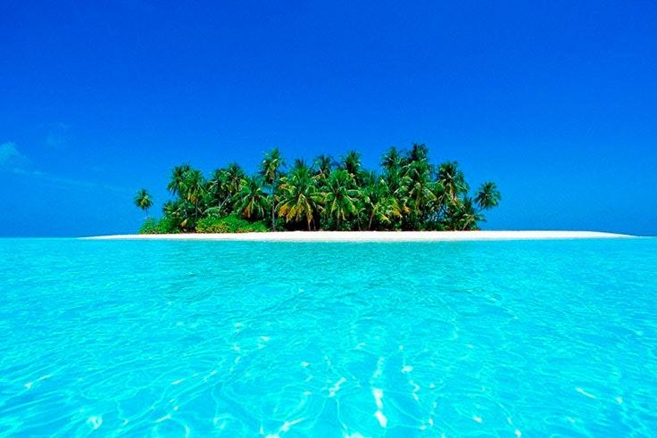 playa paraíso cayo largo cuba