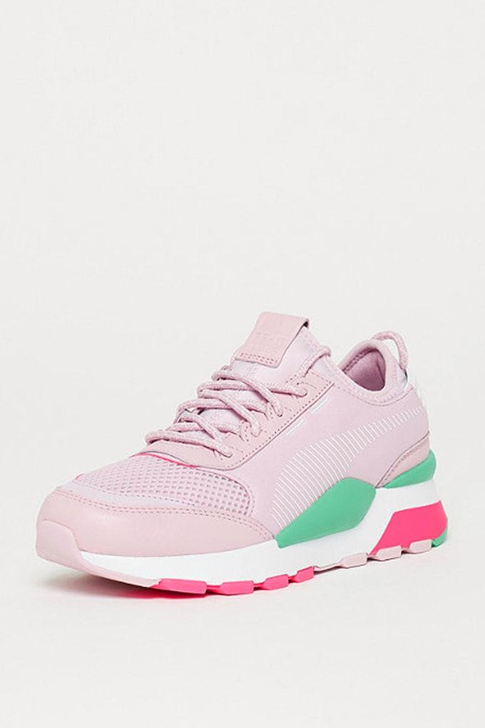 zapatillas rosas puma