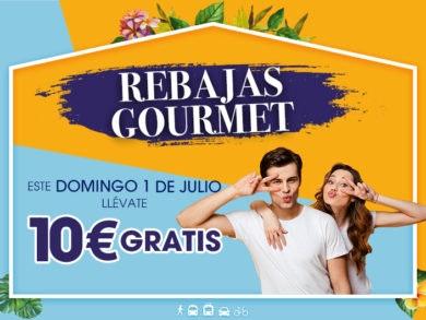 Rebajas Gourmet