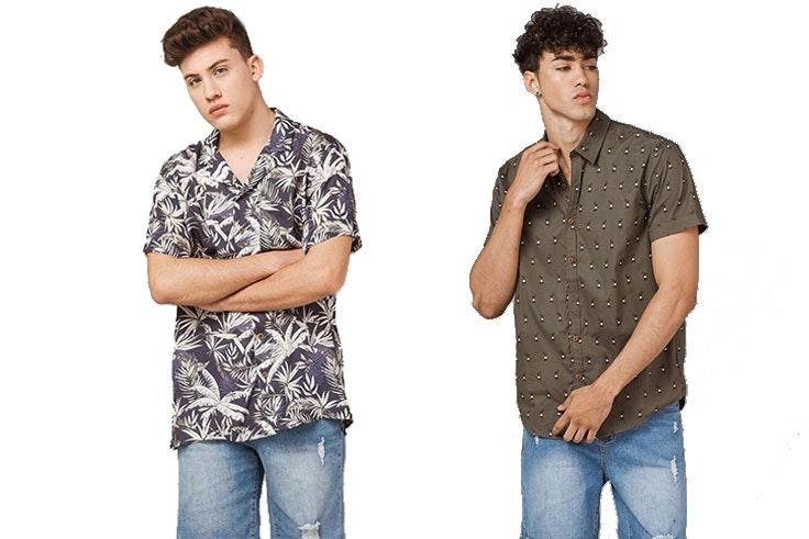 camisas para hombre de CLP