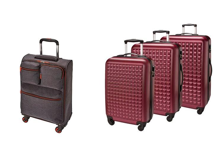 maletas de viaje Hipercor