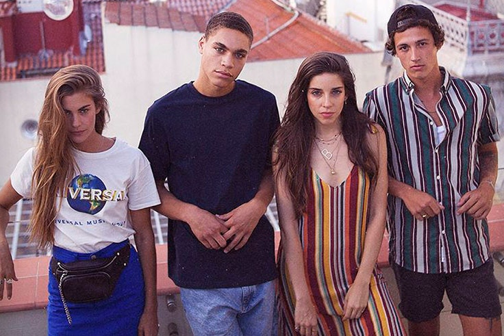 Pull and Bear verano 2018