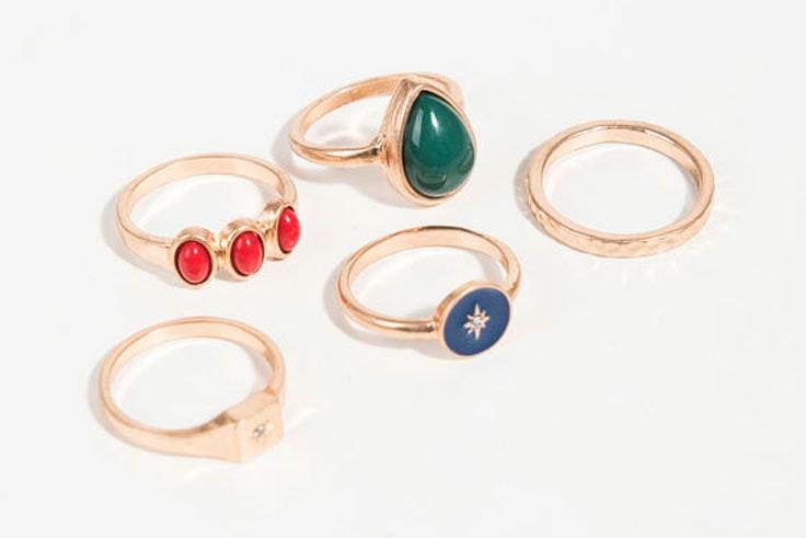 anillos-dorados-parfois-grancasa
