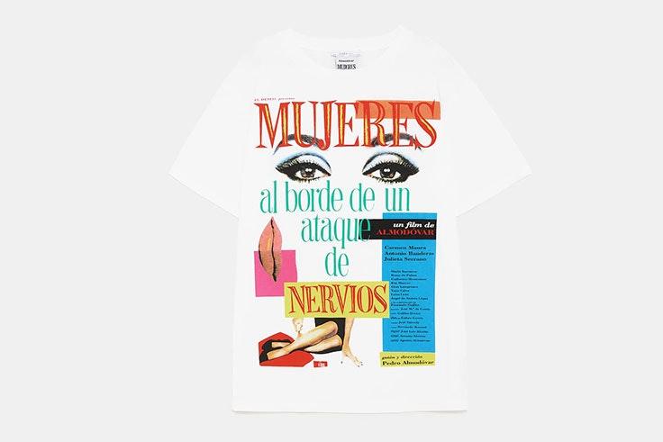 Camiseta Mujeres al borde de un ataque de nervios