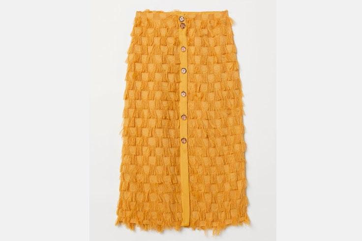 falda-amarilla-hm
