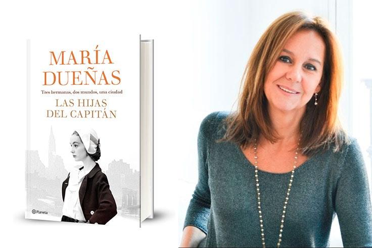Las hijas del capitán María Dueñas