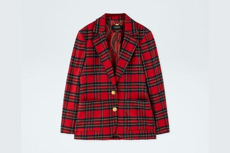 chaqueta-roja-cuadros-blazer-elite-pull-and-bear-4