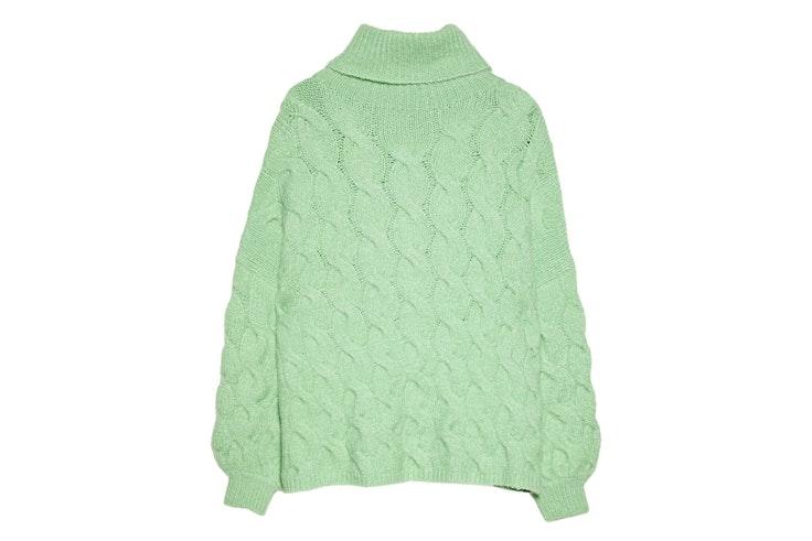 jersey-verde-trenzado-stradivarius