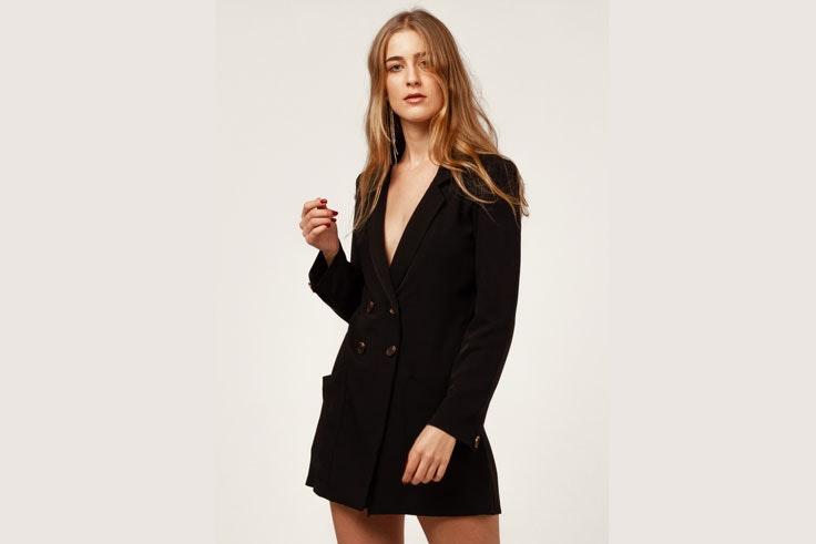 vestidos-para-nochevieja-2018-blazer-negro-clp