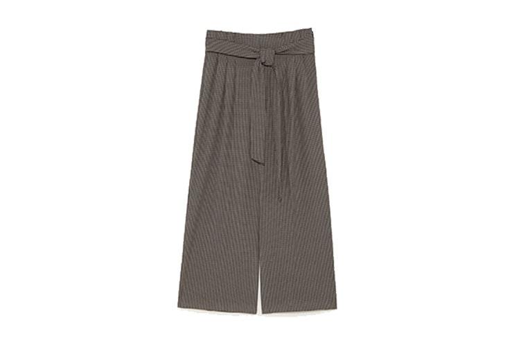 rebajas zara pantalones culotte