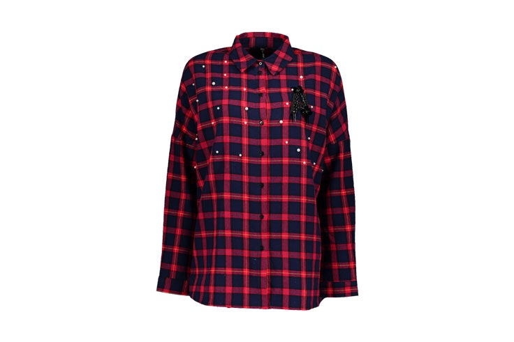 camisa-estampado-cuadros-newyorker
