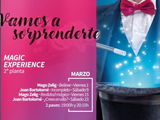 full experience magia