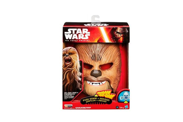 mascaras de carnaval juguettos chewbacca