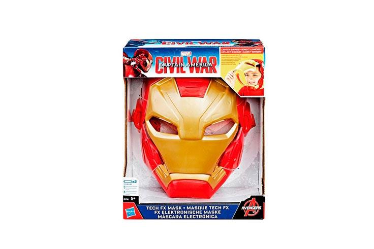mascaras de carnaval juguettos iron man