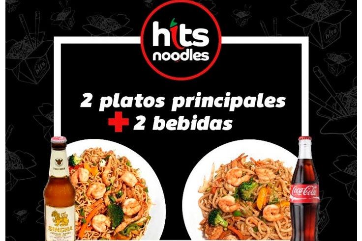 promocion de hit and noodles