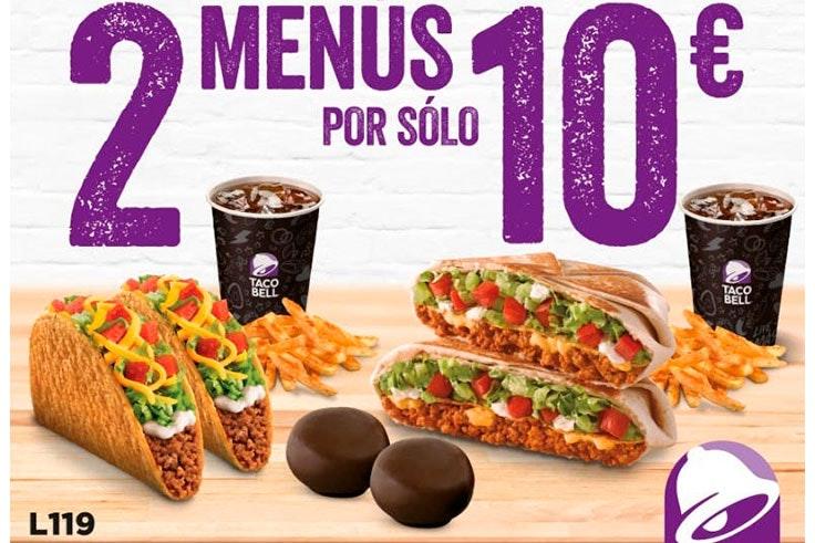 promocion de taco bell