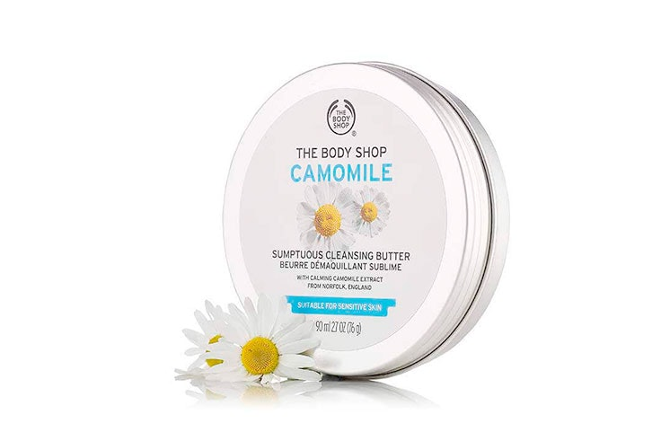 the body shop manteca limpiadora