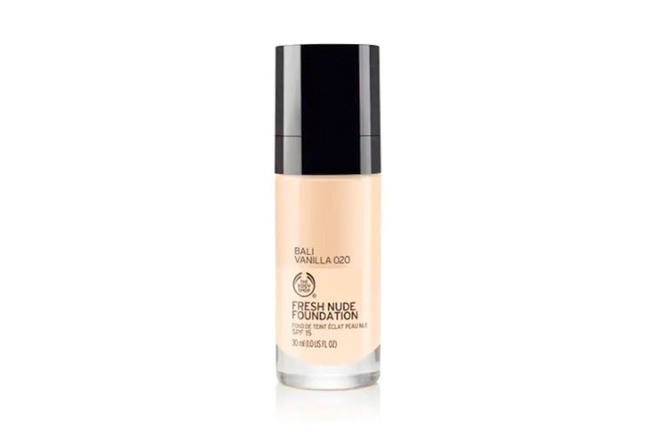 the body shop maquillaje
