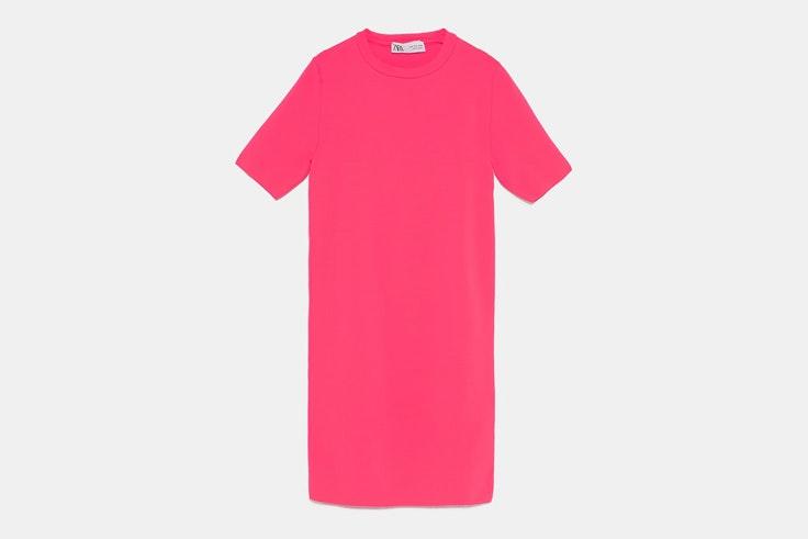 vestido-rosa-fluor-zara