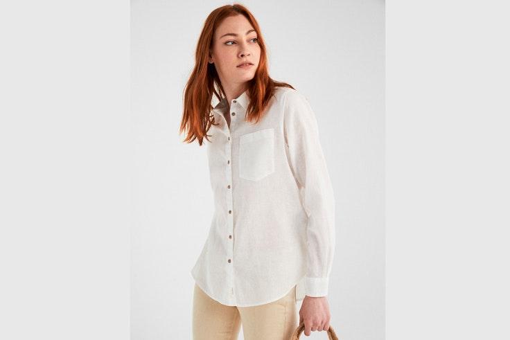 camisa-blanca-clasica-springfield