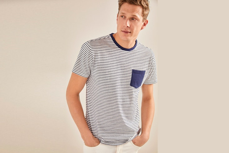camiseta-manga-corta-rayas-cortefiel