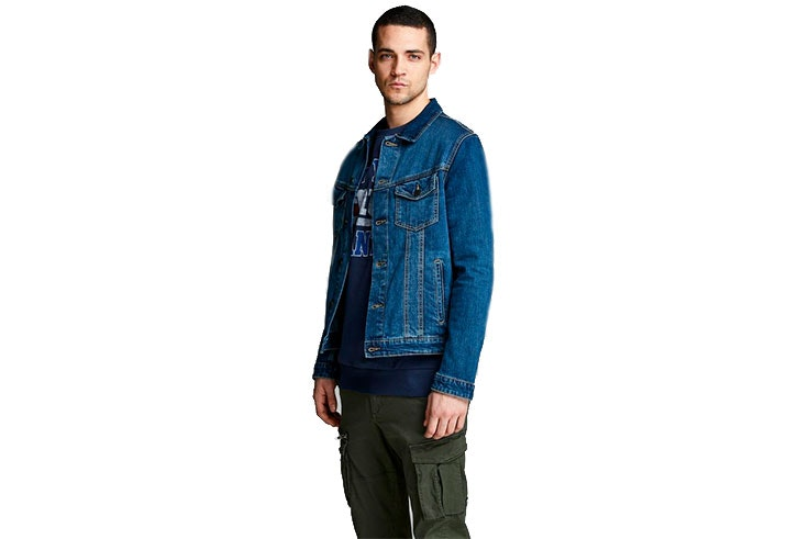 cazadoras de hombre jack and jones