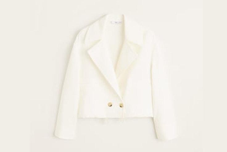 chaqueta-blanca-corta-mango