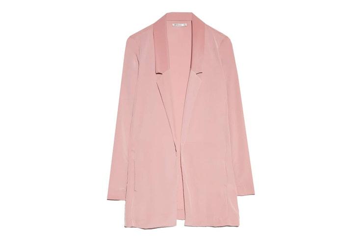 chaqueta-rosa-claro-stradivarius