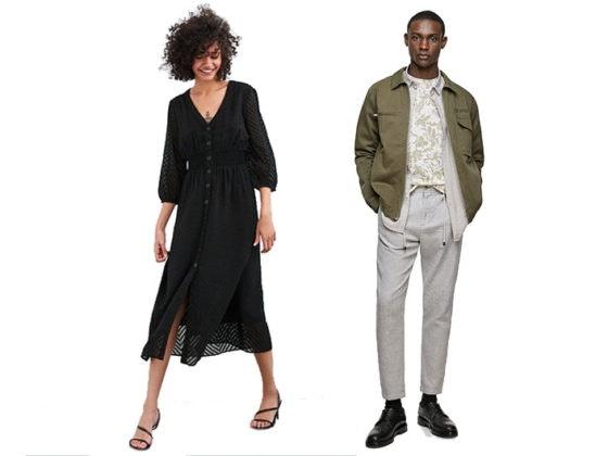 colección Zara tejidos reciclados