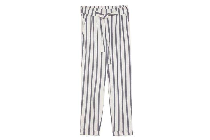 pantalon-largo-rayas-stradivarius