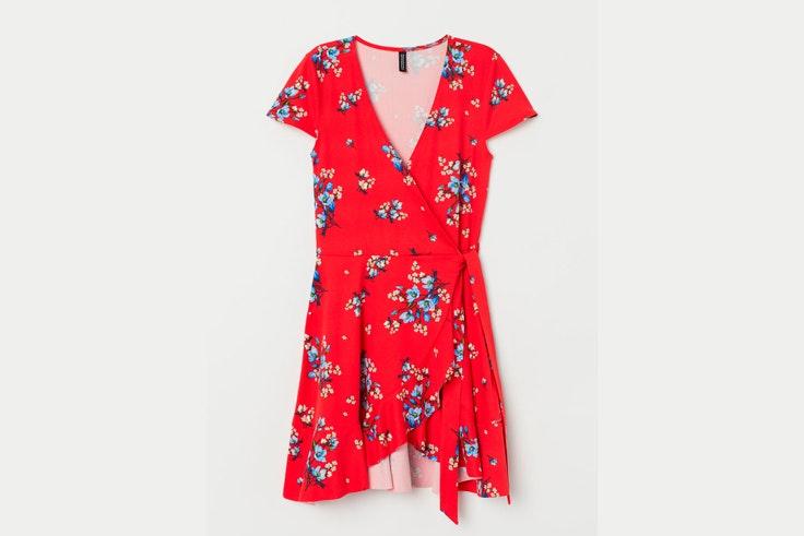 vestido-rojo-estampado-flores-hm