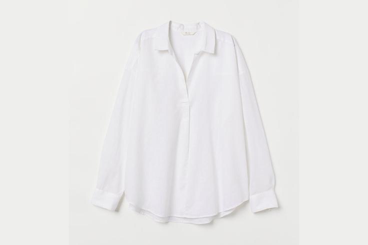 camisa-blanca-oversize-hm