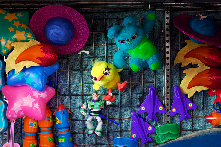 toy story 4 reparto muñecos