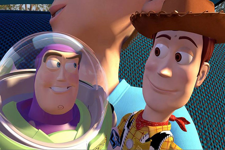 toy story buzz y woody