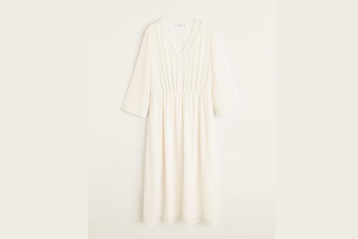 vestido-largo-blanco-mango