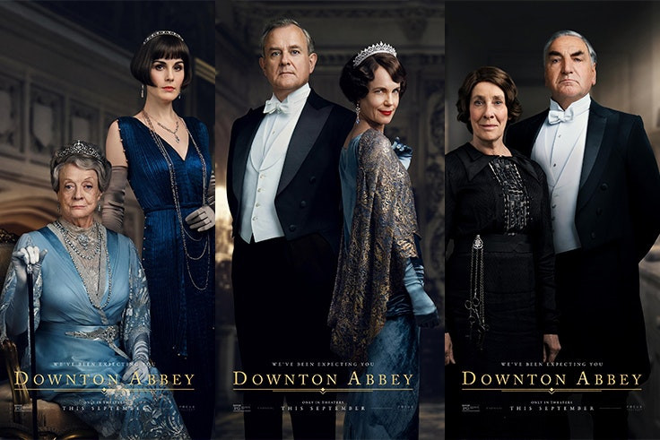 carteles-pelicula-downton-abbey