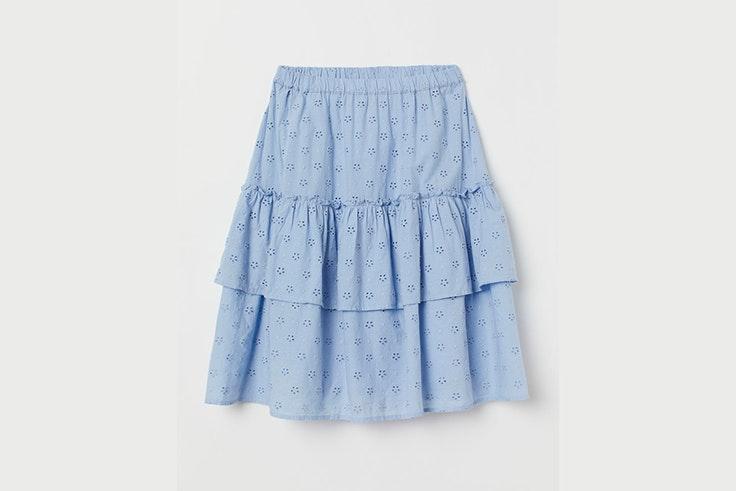 falda-volantes-color-azul-claro-hm-2