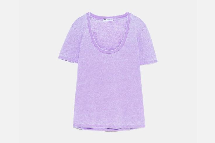 lisasimpson-morado-color-tendencia-verano-instagram-camiseta-zara-2
