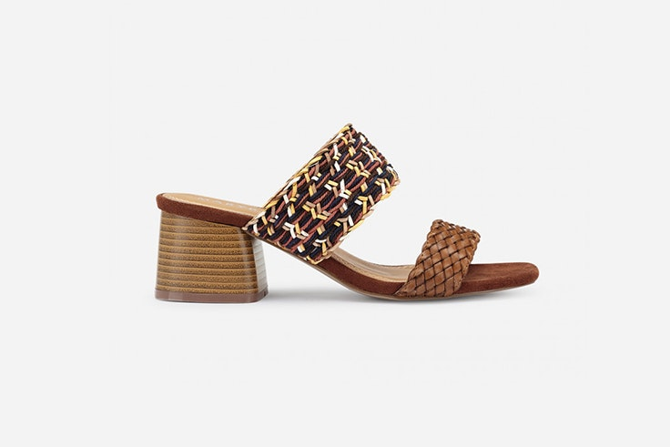 sandalia trenzada marypaz calzado de verano