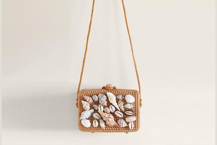 bolso conchas mango accesorios de conchas