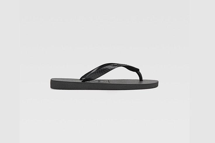 chanclas stradivarius calzado de verano
