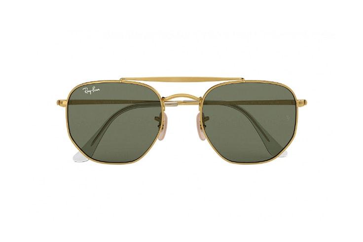 gafas-de-sol-metal-dorado-ray-ban-soloptical