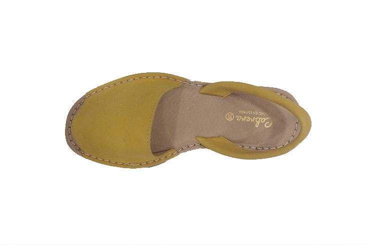 sandalia-amarilla-zapateria-kaymo