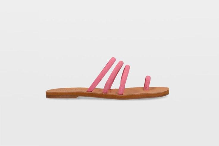 sandalias tubulares ulanka calzado de verano