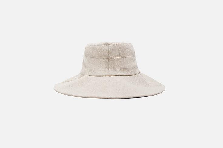 sombrero bucket zara brittany bathgate
