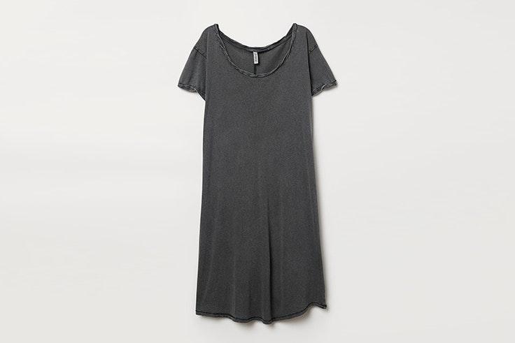 vestido-camiseta-gris-hm