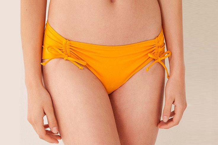 braguita bikini naranja women secret