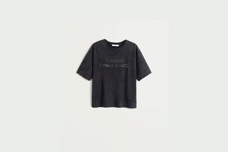camiseta mango el estilo de Mary Lawless Lee