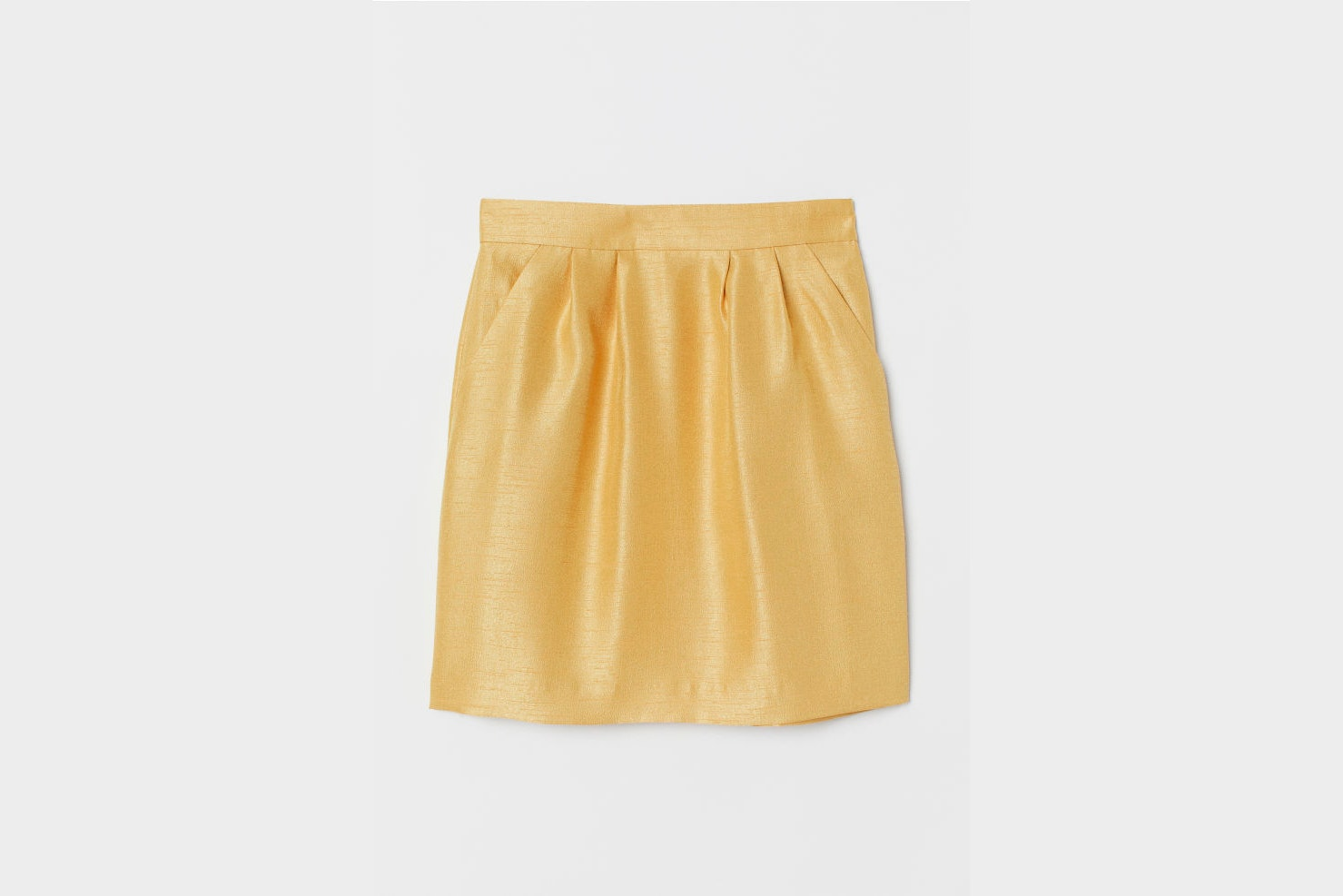 falda amarilla hym